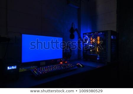 computador · caso · cpu · isolado · branco - foto stock © johnkasawa