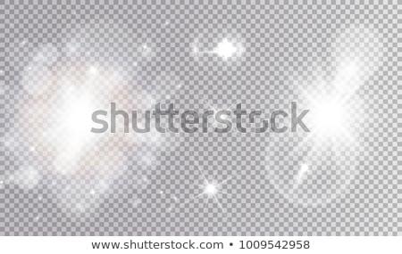 White luminous fairy Stock photo © carbouval