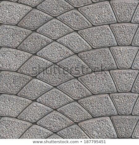 конкретные тротуар бесшовный текстуры серый дороги Сток-фото © tashatuvango
