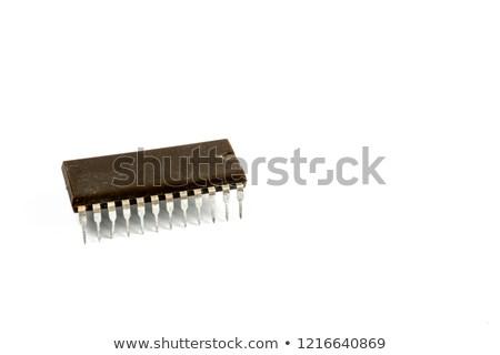 old microprocessors Stock photo © jonnysek