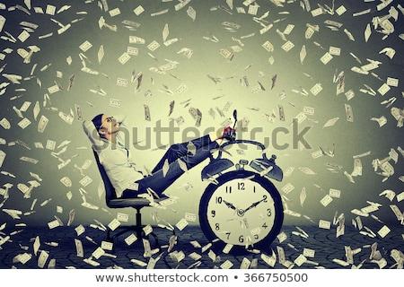 Making money concept. Stock photo © fantazista