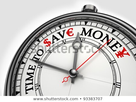 cash wording, money concept and idea Stock photo © vinnstock