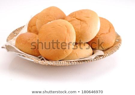 cereales · baguette · baguettes · rústico · madera · fondo - foto stock © ozgur