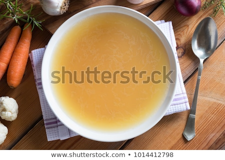 chicken broth Stock photo © adrenalina