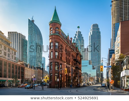Toronto Downtown  Stock photo © pictureguy