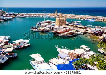 deniz · feneri · liman · Bina · doğa · okyanus · seyahat - stok fotoğraf © kirill_m