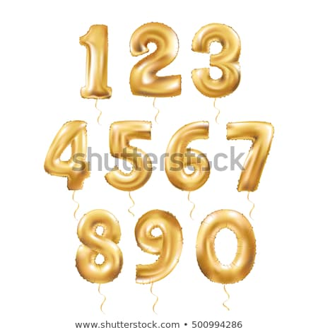 balls with numbers stock photo © bluering