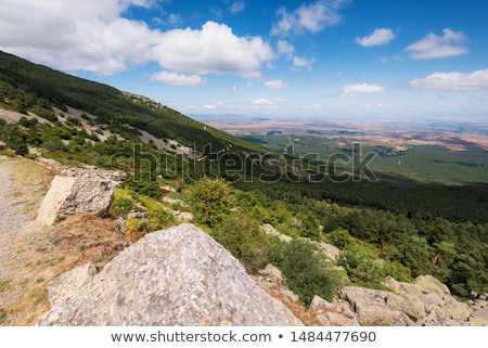 Stock photo: Moncayo Natural Park