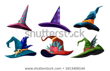 Witches Hat Halloween accessory Stock photo © orensila