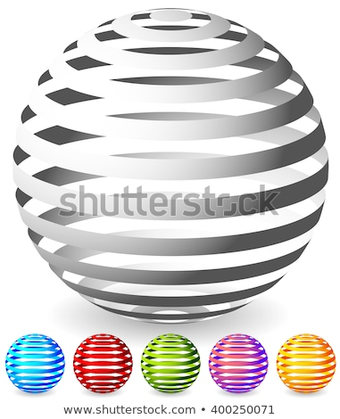 white band orb Stock photo © nicemonkey