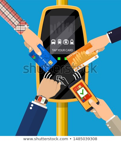 Valid Smartphone Flat Raster Icon Stock photo © ahasoft
