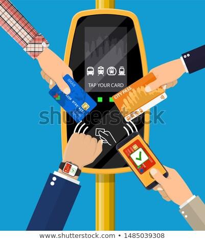 controleren · smartphone · feiten · web - stockfoto © ahasoft