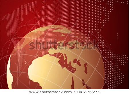 Live Fake News Can be used as design for television news or Internet media. Vector Stock photo © m_pavlov