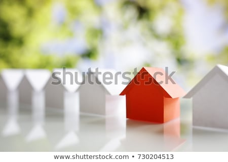 Real Estate Agent Finds Properties Stock photo © chocolatebrandy