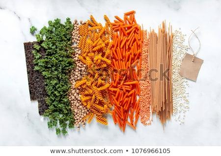 Gluténmentes diéta magvak ír liszt copy space Stock fotó © lightkeeper