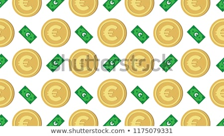 ユーロ ドル 通貨 セット 通貨 ストックフォト © robuart