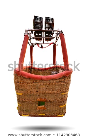 balloon with a basket  stock photo © mayboro