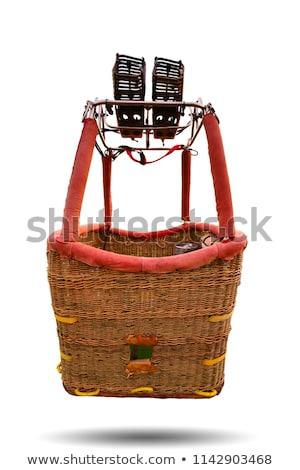 balloon with a basket  stock photo © mayboro