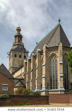Bazilika parfüm Németország egy tizenkettő templomok Stock fotó © borisb17