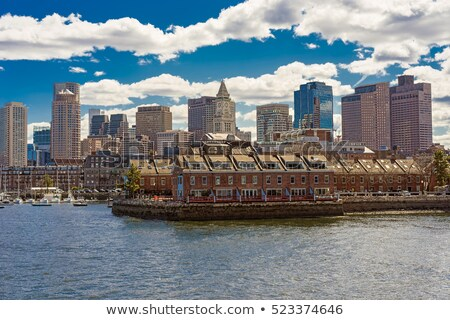 Long wharf Boston Stock photo © jsnover