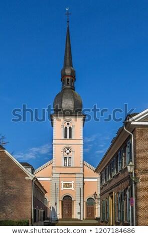 St. Peter's Church in Kettwig, Germany Stock photo © borisb17