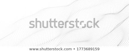 Partículas diseno resumen Foto stock © SArts