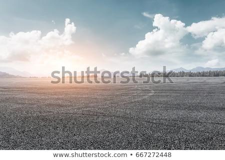 rough road background Stock photo © smithore