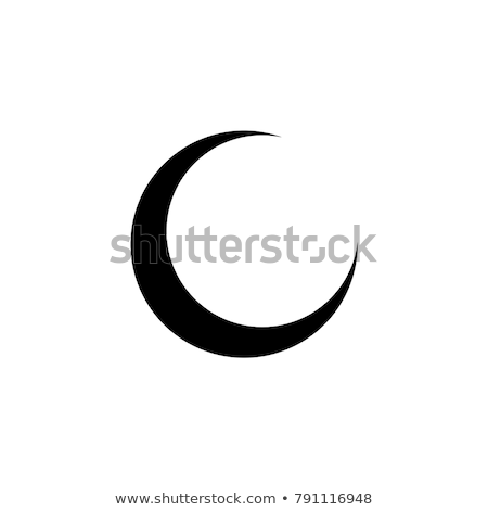 crescent moon stock photo © dutourdumonde