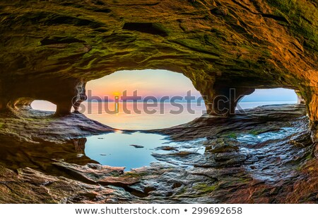 Cavern Reflections Stock photo © macropixel