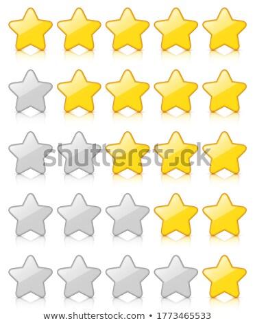 пять · золото · звезды · лучший · награда · отель - Сток-фото © make