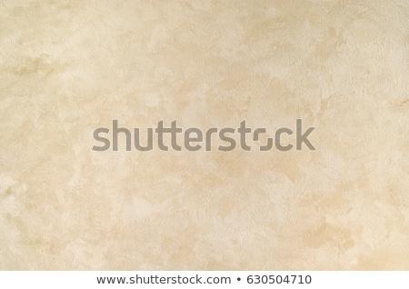 Decoratief beige muur pleisterwerk textuur licht Stockfoto © RuslanOmega