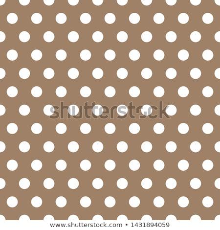Kahverengi lekeli model doku soyut Stok fotoğraf © creative_stock