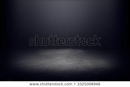 Stock photo: Light studio room