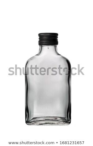 Wódki pić alkoholu płynnych obiektu nikt Zdjęcia stock © amok