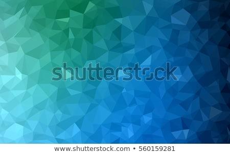 Senza soluzione di continuità disegno geometrico gemme illustrazione abstract sfondo Foto d'archivio © yurkina