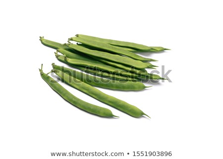 Ecological Green Beans Stock photo © Photooiasson