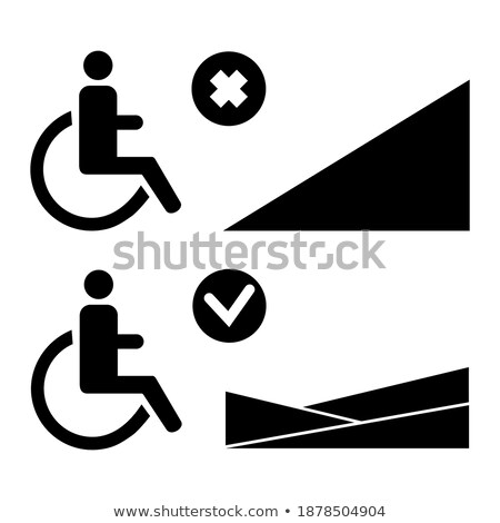 Ability Not Disability Stock photo © ivelin
