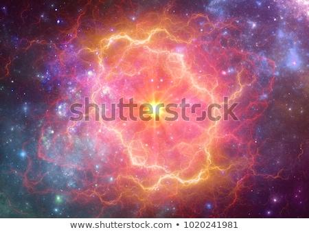 uzay · zaman · seyahat · big · bang · soyut · dizayn - stok fotoğraf © 7activestudio