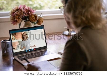 ノートパソコン スピーカー 画像 技術 ノートブック ストックフォト © Ronen