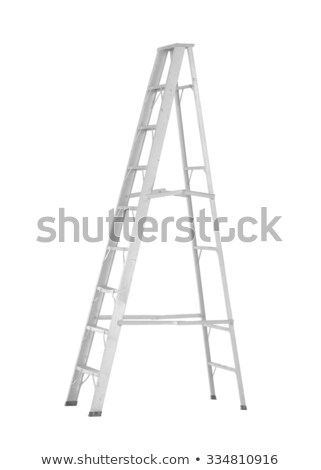 stepladder isolated on white Stock photo © Paha_L