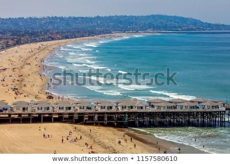 San Diego missão fora tiro basílica atravessar Foto stock © hlehnerer