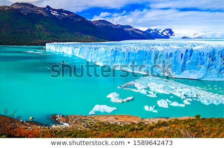 Glacier stock photo © Hofmeester