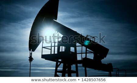 oil production from beneath the earth Stock photo © mayboro1964