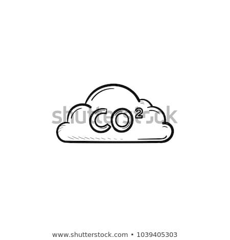 gevaar · teken · waarschuwing · explosief · atmosfeer · ruimte · borden - stockfoto © rastudio