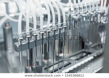 Fill line Stock photo © alexeys