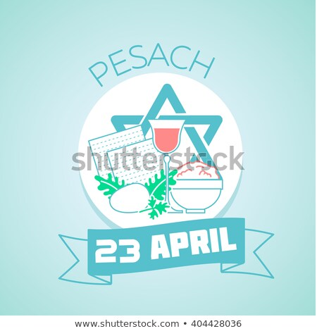 23 April Pesach Stock photo © Olena