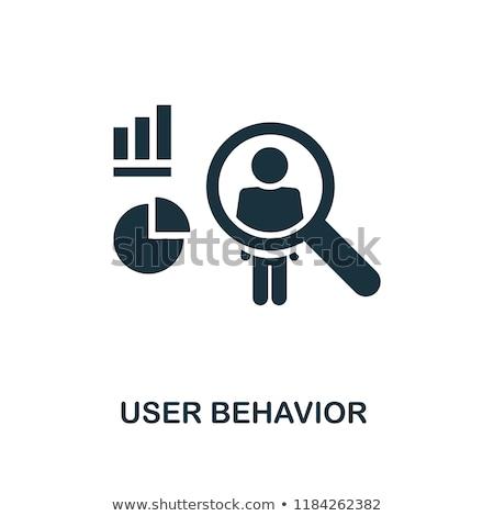 consumer behavior analysis   business concept stock photo © tashatuvango