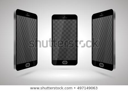 три реалистичный прозрачный Сток-фото © Evgeny89