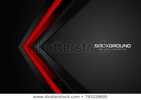abstrato · vermelho · preto · cor · gradiente · contraste - foto stock © kang1993