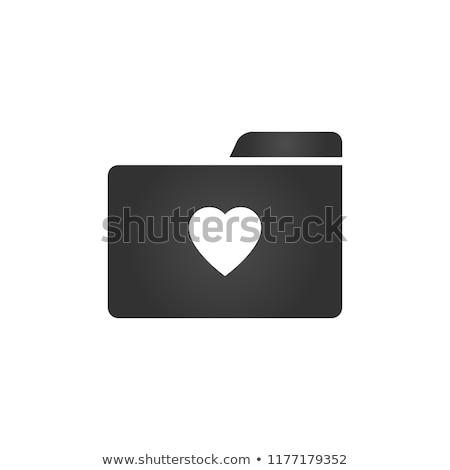 дизайн · логотипа · документа · архив · бумаги · веб · печать - Сток-фото © kyryloff